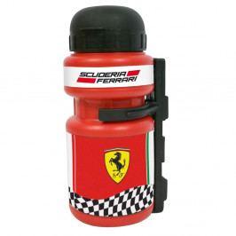 Ferrari Plastová cyklo láhev s držákem