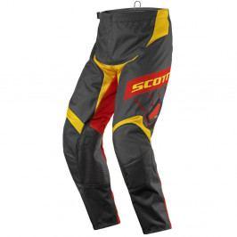 SCOTT 350 Dirt Black-Yellow - XL (36)
