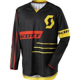 SCOTT 350 Dirt Black-Yellow - M (46-48)