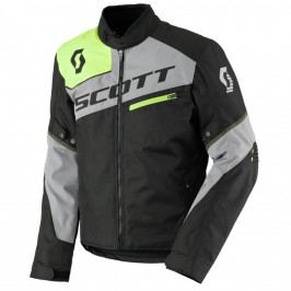 Scott MOTO Sport Pro DP Black-Light Grey - M (46-48)