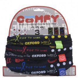 Oxford Comfy Grafitti Multi