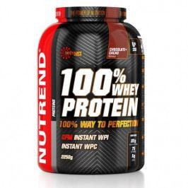 Nutrend 100% WHEY Protein 900g čokoláda-kakao