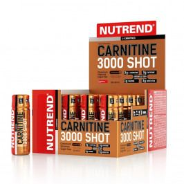 Nutrend Carnitine 3000 SHOT 20x60 ml ananas