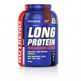 Nutrend Long Protein s BCAA 2200g čokoláda-kakao
