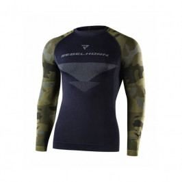 Rebelhorn Freeze Jersey Camo - S