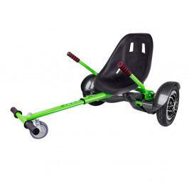Windrunner Fun A1 Art carbon + Funcart zelené