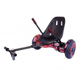 Windrunner EVO Art červený + Funcart černé