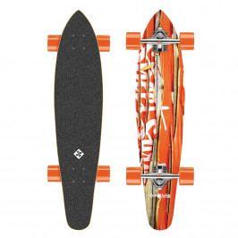 Street Surfing Kicktail - Damaged Orange 36