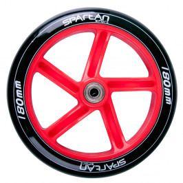 Spartan Přední kolečko 230x33mm ABEC7 pro koloběžku Jumbo 2 černo-červená