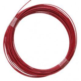 Squashový výplet Ashaway PowerNick 18 Zyex Red 1,15 mm (stříhaný)