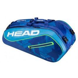 Taška na rakety Head Tour Team Supercombi 9R Blue