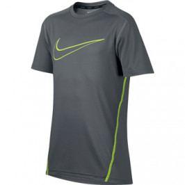 Dětské tričko Nike Dry Training Wolf Grey