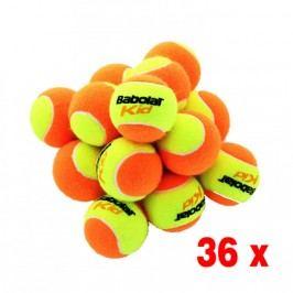 Dětské tenisové míče Babolat Orange 36 ks