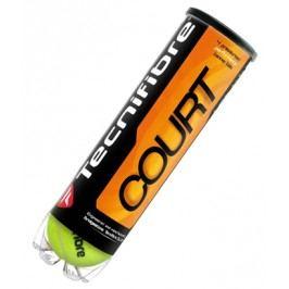 Tenisové míče Tecnifibre Court (4 ks)