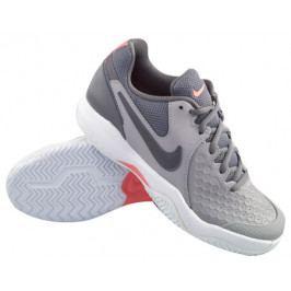 Dámská tenisová obuv Nike Air Zoom Resistance Shoe Atmosphere Grey