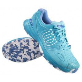Dámská tenisová obuv Wilson Kaos Devo Blue