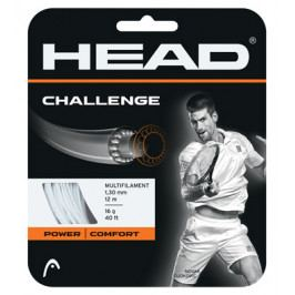 Tenisový výplet Head Challenge White (12 m)