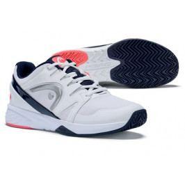 Dámská tenisová obuv Head Sprint Team White/Coral