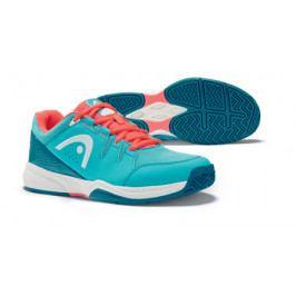 Dámská tenisová obuv Head Brazer Blue/Coral