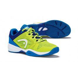 Juniorská tenisová obuv Head Revolt Pro 2.5 Apple Green