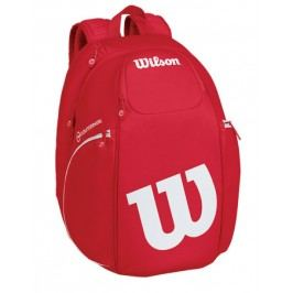 Batoh na rakety Wilson Vancouver Backpack Red