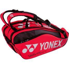 Taška na rakety Yonex Bag 9829 Flame Red