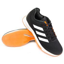 Pánská sálová obuv adidas Counterblast Bounce Black/Orange
