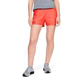 Dámské šortky Under Armour Play Up 2.0 oranžové