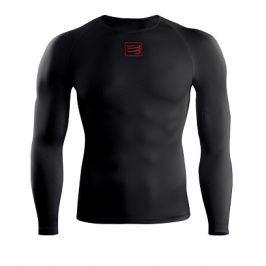 Kompresní tričko Compressport Long Sleeve Top Black
