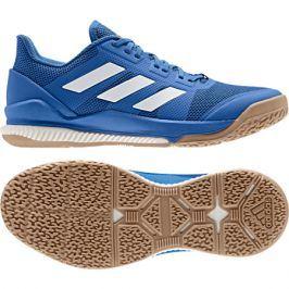 Pánská sálová obuv adidas Stabil Bounce Blue/White