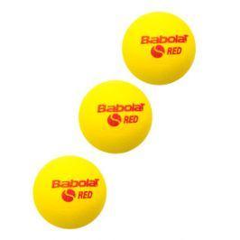Dětské tenisové míče Babolat Red Foam (3 ks)