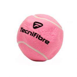 Tenisový míč velký Tecnifibre Promo Ball Pink (Medium Size)