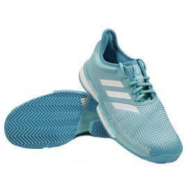 Pánská tenisová obuv adidas SoleCourt Boost Parley Blue