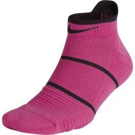 Ponožky Nike Court Essential No-Show Fuchsia