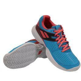 Dámská tenisová obuv Babolat Pulsion Clay Sky Blue