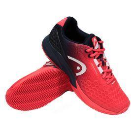 Pánská tenisová obuv Head Revolt Pro 3.0 Clay Red/Dark Blue