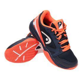 Juniorská tenisová obuv Head Sprint 2.5 Dark Blue/Red