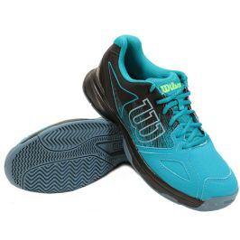 Pánská tenisová obuv Wilson Kaos Stroke Breeze/Black