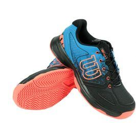 Juniorská tenisová obuv Wilson Kaos QL Hawaiian/Black