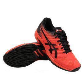 Pánská tenisová obuv Asics Gel Solution Speed FF Clay Red