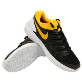 Pánská tenisová obuv Nike Air Zoom Prestige Black/University Gold
