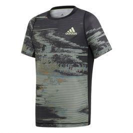 Dětské tričko adidas NY B Graphic Tee Black - vel. 128