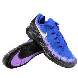 Pánská tenisová obuv Nike Air Zoom Vapor X Knit Black/Blue