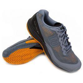 Pánská tenisová obuv Wilson Rush Pro 3.0 Grey/Black