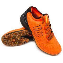 Pánská tenisová obuv Wilson Kaos 2.0 Orange/Black