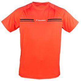 Pánské funkční tričko Tecnifibre F1 Cool Red