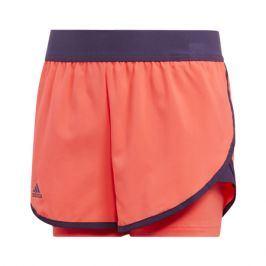 Dětské šortky adidas Club Short Red/Purple