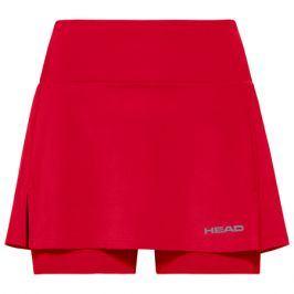 Dívčí sukně Head Club Basic Red