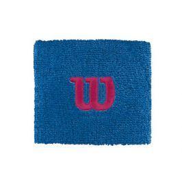Potítka Wilson Wristband Imperial Blue (2 ks)