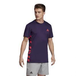 Pánské tričko adidas Escouade Purple